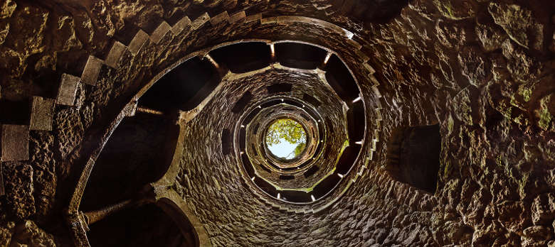 quinta regaleira Initiation Well