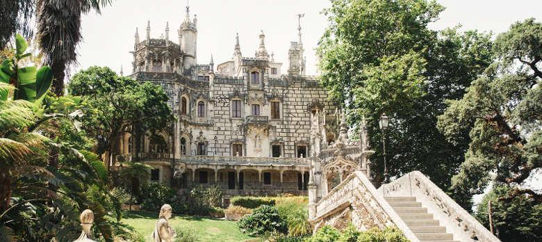 quinta regaleira palace