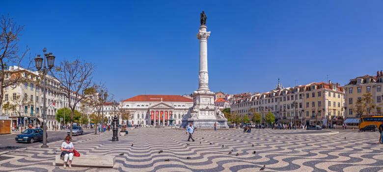 Rossio-Lisbon-Portugal