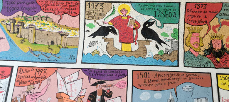 History-Lisbon-Comics