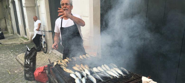 Sardines-Aflama