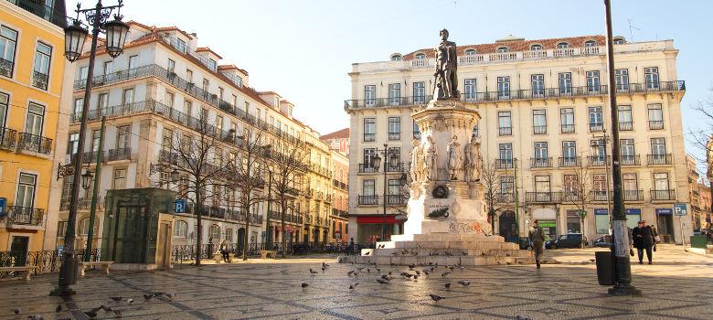 Camoes Lisbon
