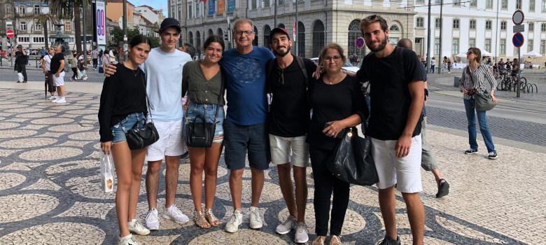 Omer Porto Walking Tour