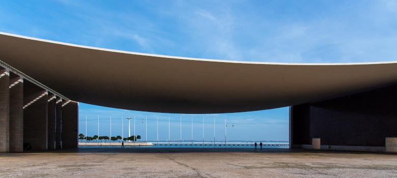 Lisbon Portugal. 23 February 2019. Parque Das Nacoes In Lisbon P