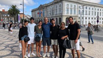 Omer Porto Tour