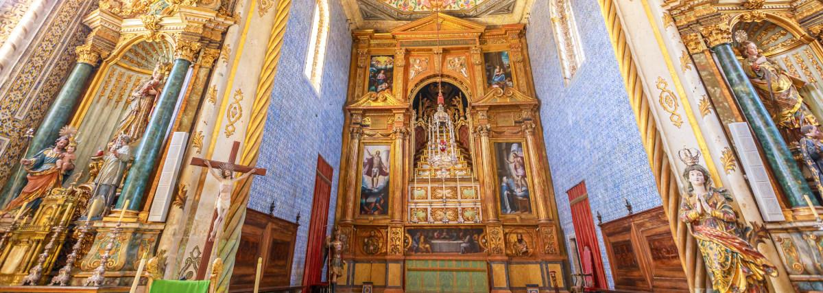 Coimbra Church